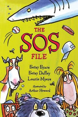 The SOS File by Betsy Cromer Byars
