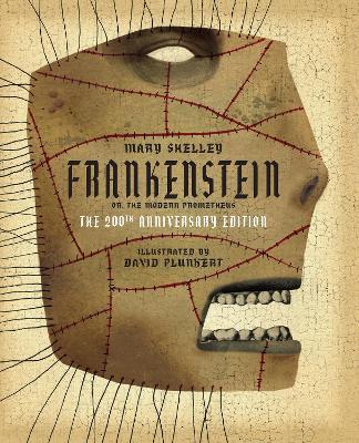 Classics Reimagined, Frankenstein book
