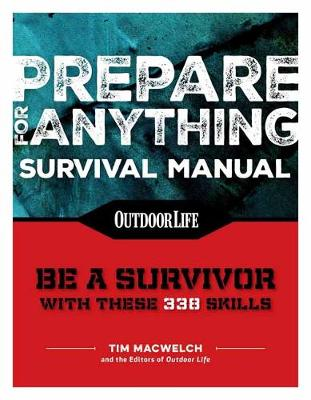 Prepare For Anything by Tim Machwelch