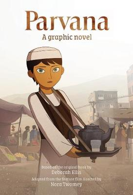 Parvana: a Graphic Novel book