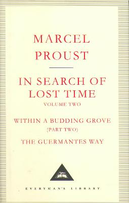 In Search Of Lost Time Volume 2 by Marcel Proust