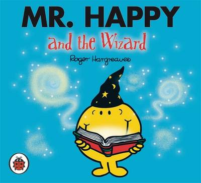 Mr Happy and the Wizard book