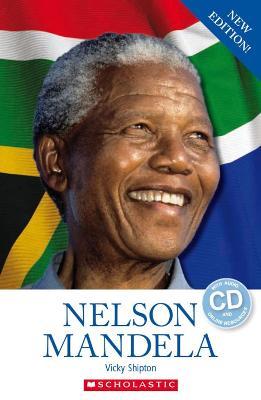 Nelson Mandela by Vicky Shipton