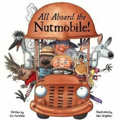 All Aboard the Nutmobile book