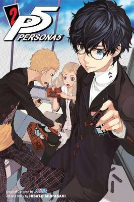 Persona 5, Vol. 2 by Atlas