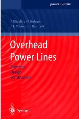 Overhead Power Lines by Friedrich Kiessling