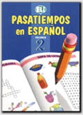 Pasatiempos en espanol by Erich Kastner