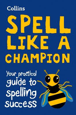 Collins Spell Like a Champion book