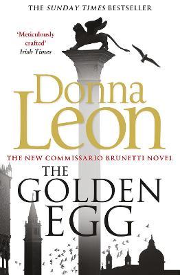 Golden Egg by Donna Leon