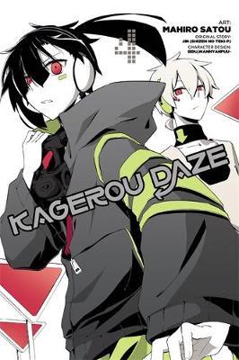 Kagerou Daze, Vol. 4 (manga) book