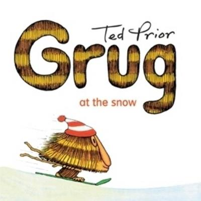 Grug at the Snow book