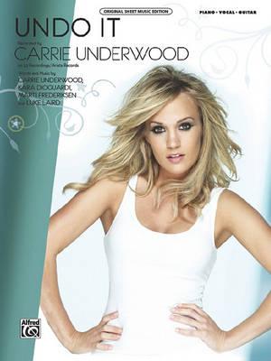 Undo It by Carrie Underwood