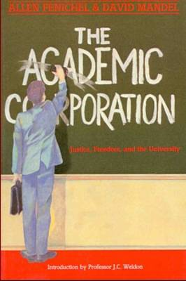 The Academic Corporation by Allen Fenichel