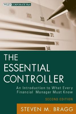 The Essential Controller by Steven M. Bragg