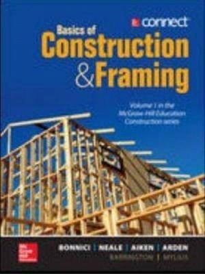 Basics of Construction and Framing, Blended Learning Package book