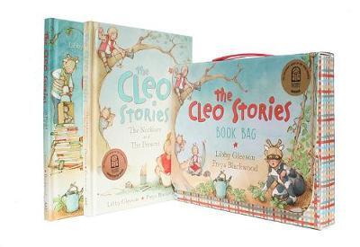 Cleo Stories Book Bag by Libby Gleeson