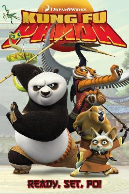 Kung Fu Panda Collection book