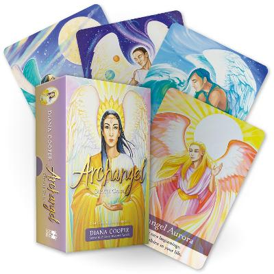 Archangel Oracle Cards: A 44-Card Deck and Guidebook by Diana Cooper