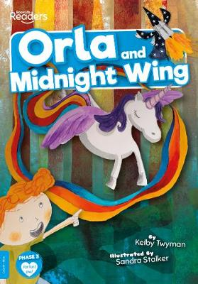 Orla and Midnight Wing book