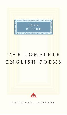 Complete English Poems by John Milton