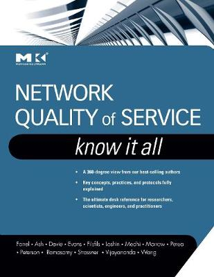 Network Quality of Service Know It All by Adrian Farrel