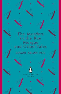Murders in the Rue Morgue and Other Tales book