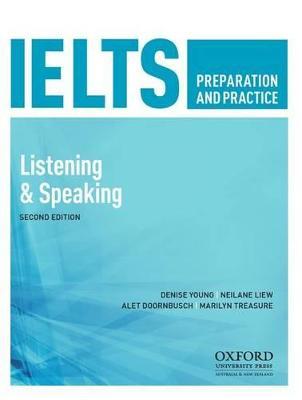 IELTS Preparation & Practice Speaking&listening Students Book book