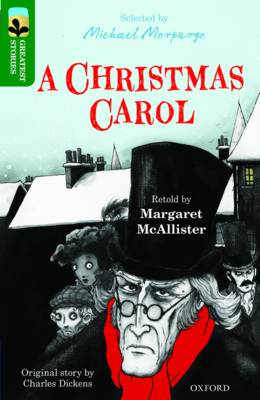 Oxford Reading Tree TreeTops Greatest Stories: Oxford Level 12: A Christmas Carol by Margaret McAllister