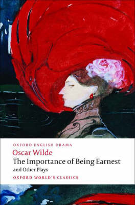 Importance of Being Earnest and Other Plays book