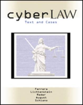 Cyberlaw by John Ferrera
