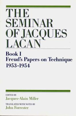 Seminar of Jacques Lacan book