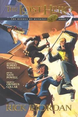 The Lost Hero by Robert Venditti