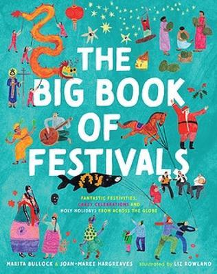 The Big Book of Festivals book