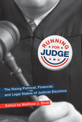 Running for Judge by Matthew J. Streb