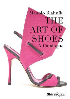Manolo: The Art of Shoes book