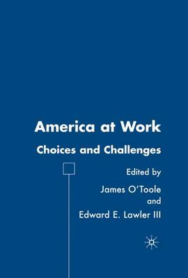 America at Work by James O'Toole