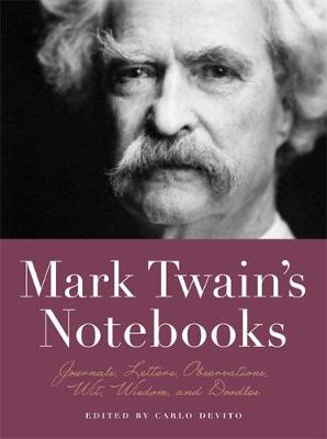 Mark Twain's Notebooks by Carlo De Vito
