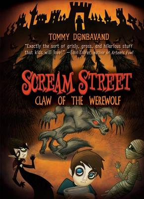 Claw of the Werewolf by Tommy Donbavand