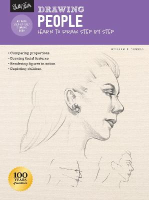 Drawing: People with William F. Powell: Learn to draw step by step by William F. Powell