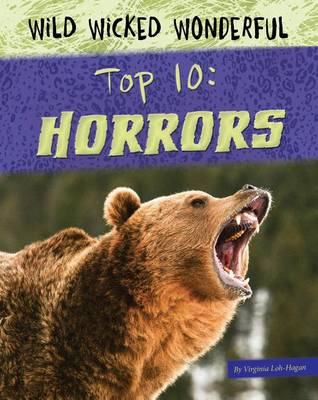 Top 10: Horrors book