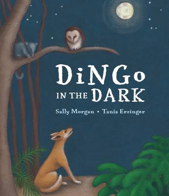 Dingo in the Dark book