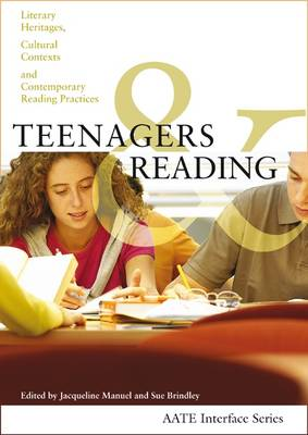Teenagers and Reading book