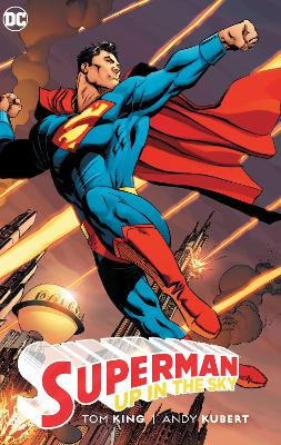 Superman: Up in the Sky book