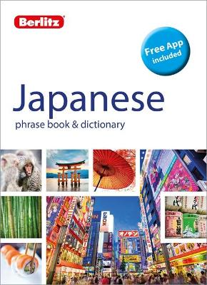 Berlitz Phrase Book & Dictionary Japanese by Berlitz