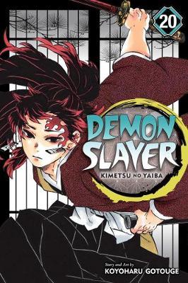 Demon Slayer: Kimetsu no Yaiba, Vol. 20 book