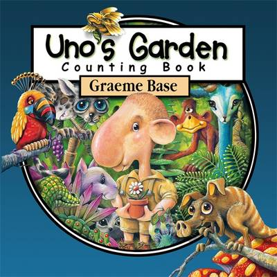 Uno's Garden Counting Book by Graeme Base