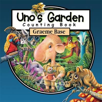 Uno's Garden Counting Book by Graeme Base