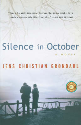 Silence in October by Jens Christian Grondahl