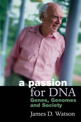 Passion for DNA book
