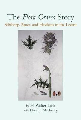 Flora Graeca Story book
